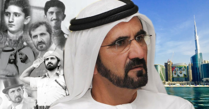 A Flashback at the Life of Sheikh Mohammed bin Rashid on his 70th Birthday