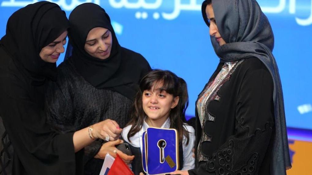 Dubai Fifth-grader Crowned Winner of UAE Arab Reading Challenge