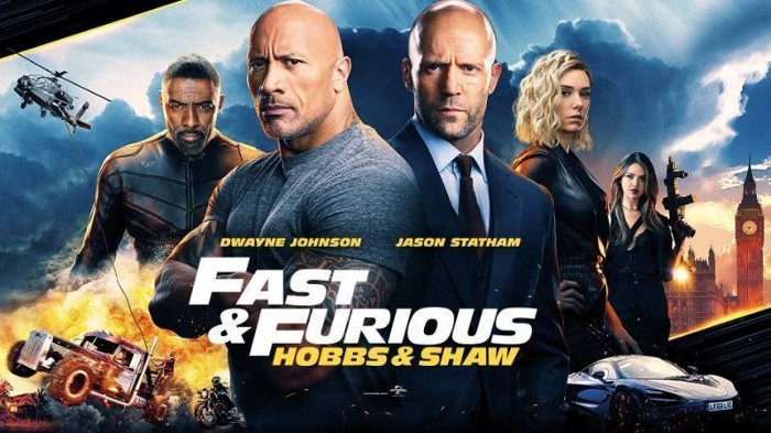 Fast Furious Presents Hobbs Shaw Movie Showtimes