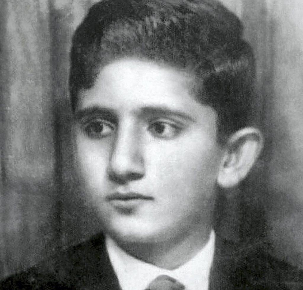 HH Sheikh Mohammed bin Rashid in Childhood