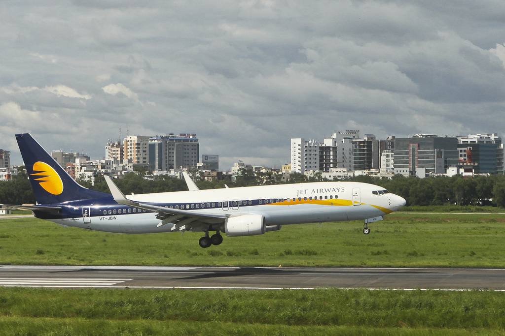 Jet Airways Shuts Down Operations