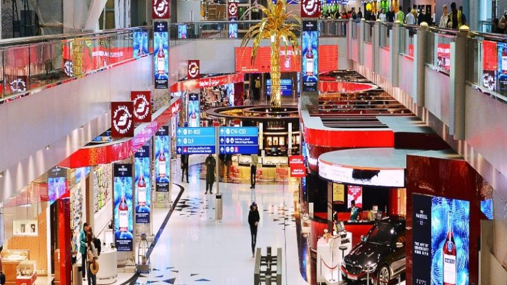 Now pay with Indian rupee at all stores in Dubai's airports