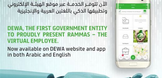 Power, water and traffic concerns? Simply WhatsApp Dewa and RTA