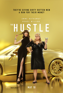 The Hustle Movie Showtimes, English Movie in Dubai