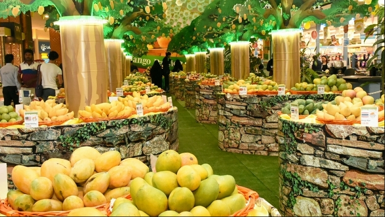 Three-day Festival of Pakistani Mangoes