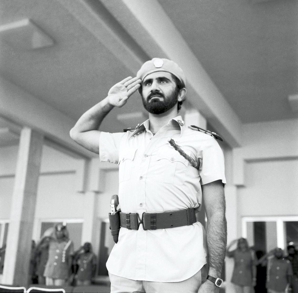 UAE's first and youngest Minister of Defense