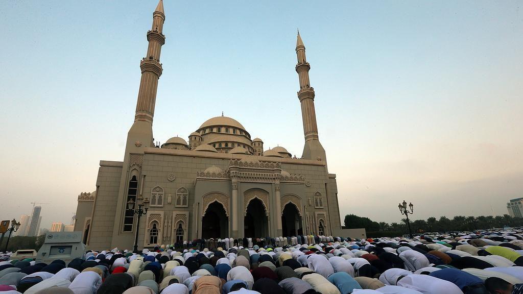 Eid Al Adha Prayer Timings