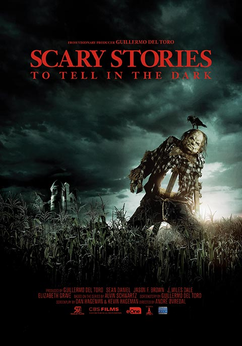 Scary Stories To Tell In The Dark: Movie Showtimes, English Movie in Dubai