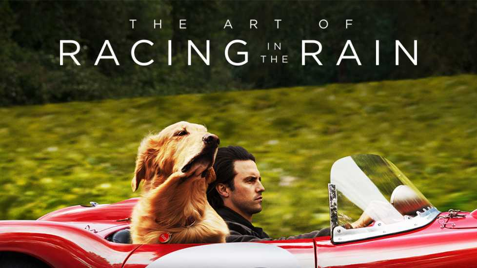 The Art Of Racing In The Rain: Movie Showtimes, English Movie in Dubai