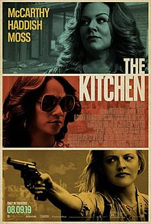 The Kitchen Movie Showtimes, English Movie Movie in Dubai