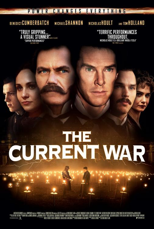 The Current War: Movie Showtimes, English Movie in Dubai