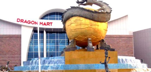 Dragon Mart: 5 Tips on Shopping at the Largest Shopping Mall for Chinese Products