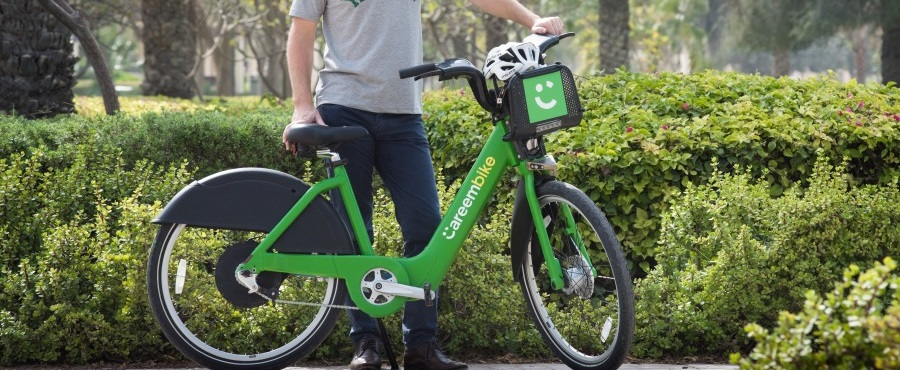 Careem Bike – Electric Bike Sharing Service launching in Dubai