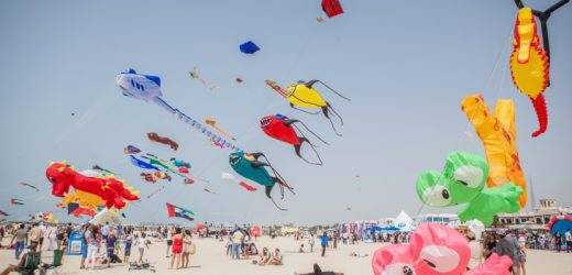 Kite Festivals in Dubai & Sharjah