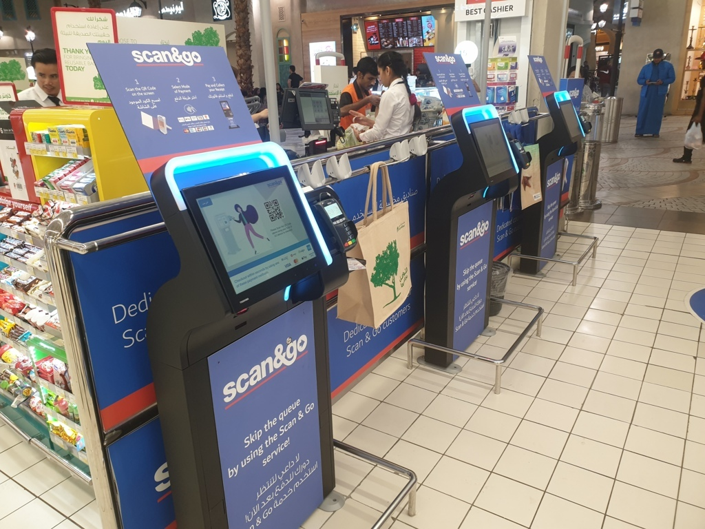 Carrefour Scan & Go – Self Checkout Reviewed (including User Guide)