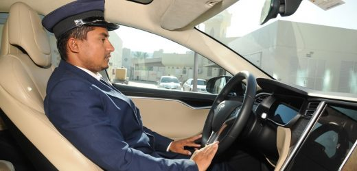 Hire DTC Driver at AED3500 per month