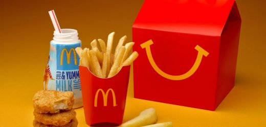 Latest McDonalds Happy Meal Toys for Kids in UAE Stores