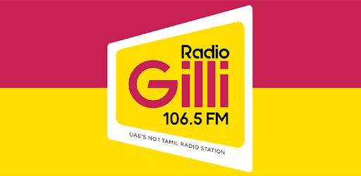 Radio Gilli 106.5 FM Dubai