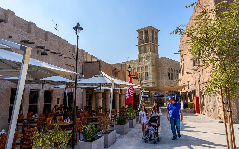 Bur Dubai Area Guide