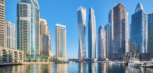 Dubai Marina Area Guide
