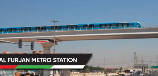 Al Furjan Metro Station