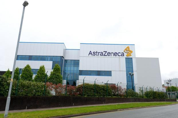 AstraZeneca in Dubai Healthcare City, UAE