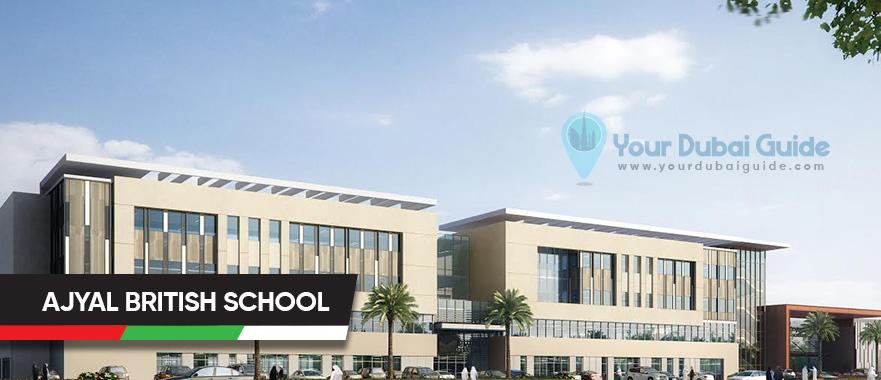 Ajyal British School in Dubai, UAE