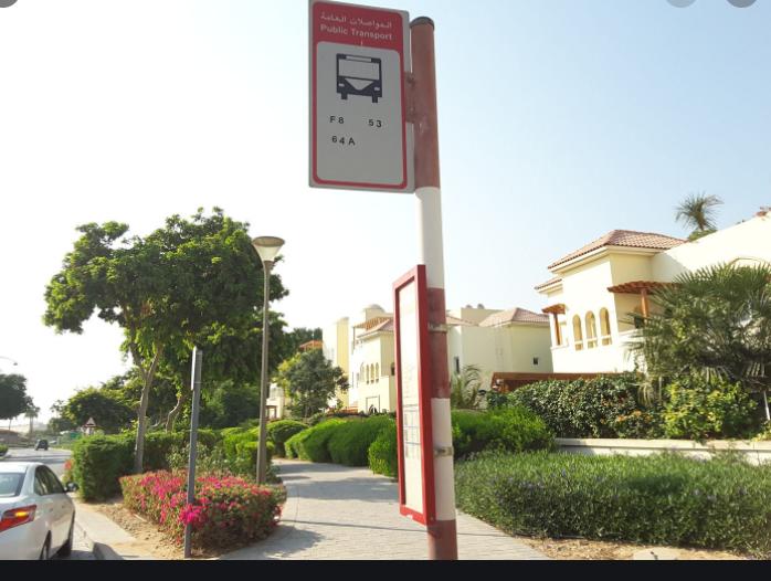 Al Badia residence 1&8,A2 Bus Stop in Dubai