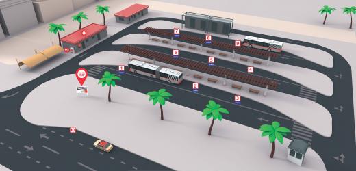 Al Qusais Bus Station