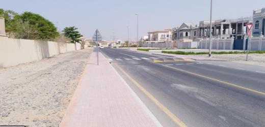 Al Barsha South 1, Mohammed Bin Rashid Housing C 1 Bus Stop in Dubai