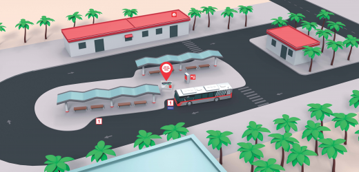 Hatta Bus Station