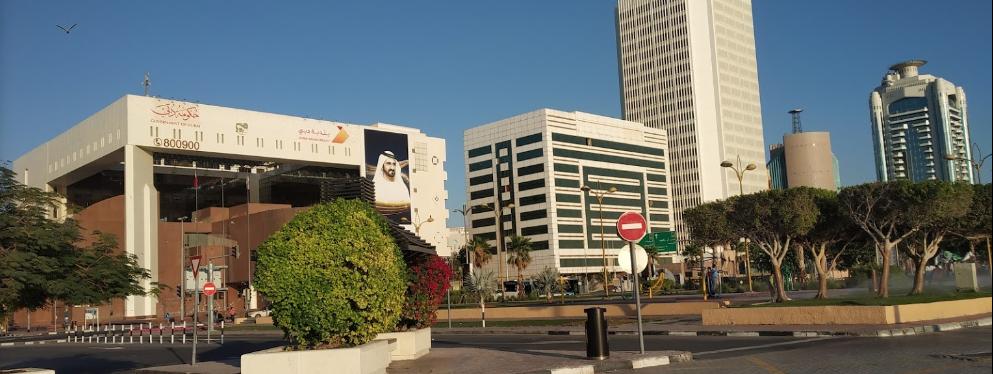 Al Sabkha Marine Transport Station 1 Bus Stop in Dubai