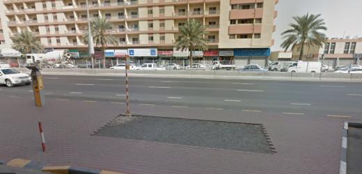Al Wahda Rd, Subway Sharjah Bus Stop in Dubai