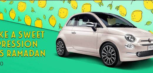 Ramadan 2021 UAE – Fiat Car offers