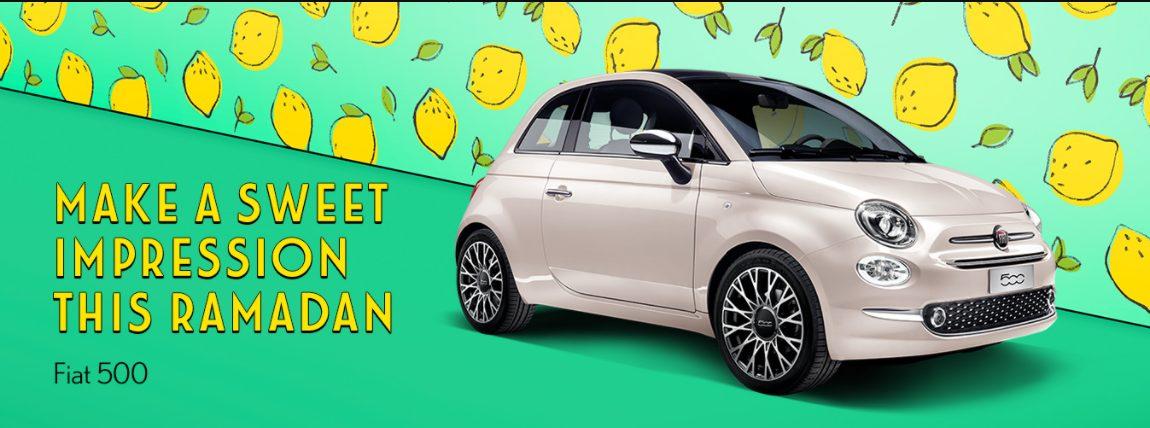 Ramadan 2021 UAE – Fiat Car offers