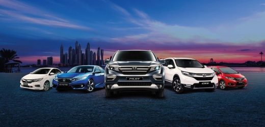 Ramadan 2021 UAE – Honda Car offers