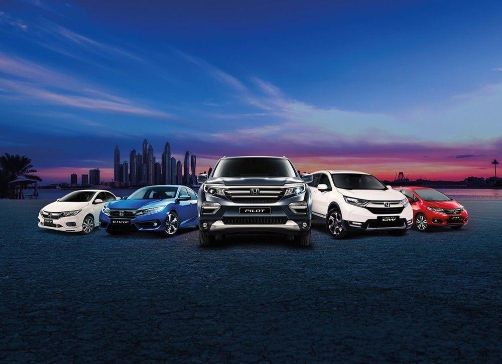 Ramadan 2021 UAE – Honda Car offers