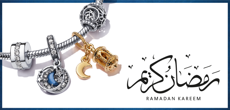Ramadan 2021 UAE – Pandora Jewellery offers