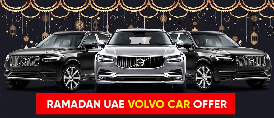 Ramadan 2021 UAE – Volvo Car offers