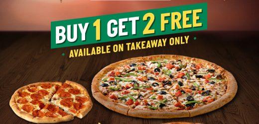 Ramadan 2021 UAE – Papa John's Pizza Restaurant offers