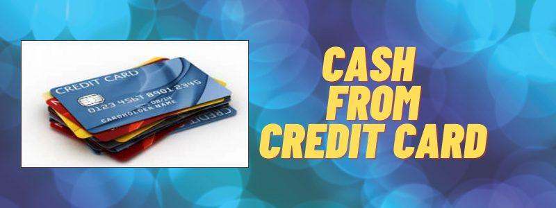 Cash from Credit Card in Dubai / Abu Dhabi / Sharjah in UAE