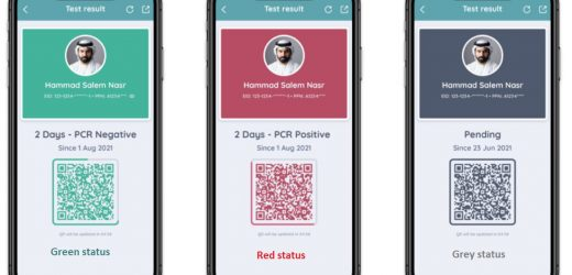 What is Al Hosn app green pass system? How to make the status green? Procedures required