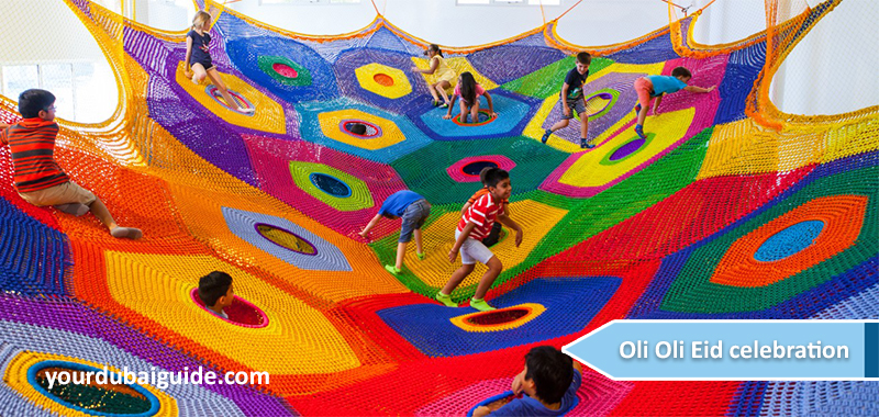 Oli Oli makes Summer engaging and creative for Kids during Eid