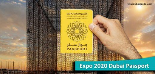Expo 2020 Dubai Passport: How and where to buy / purchase?
