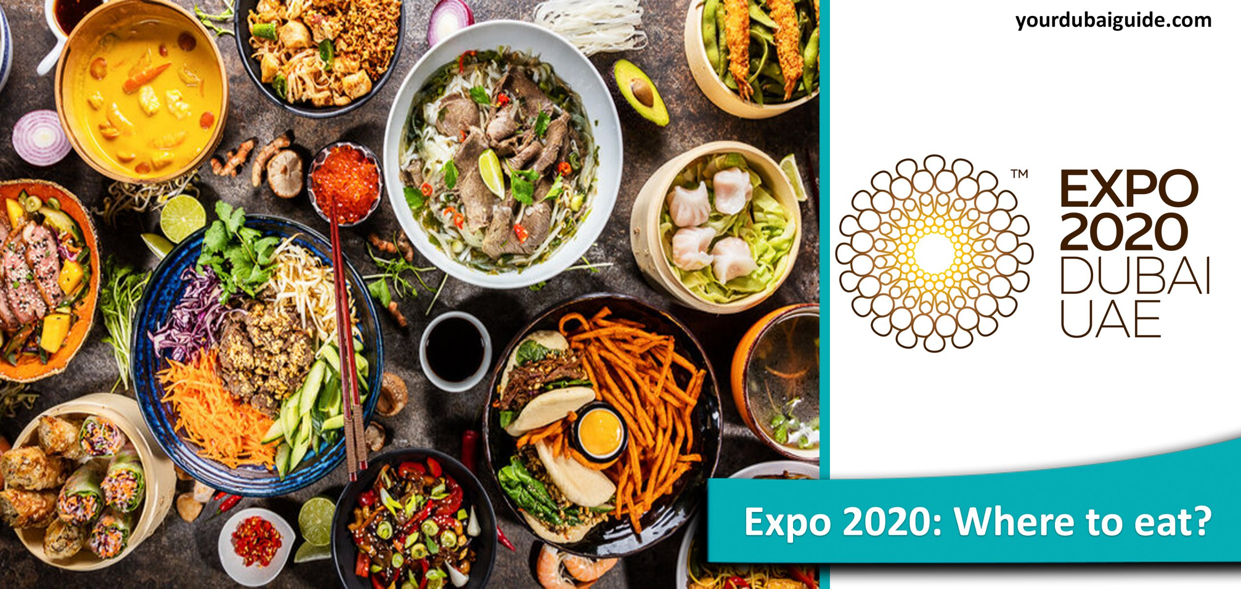 Expo 2020: Where to eat?