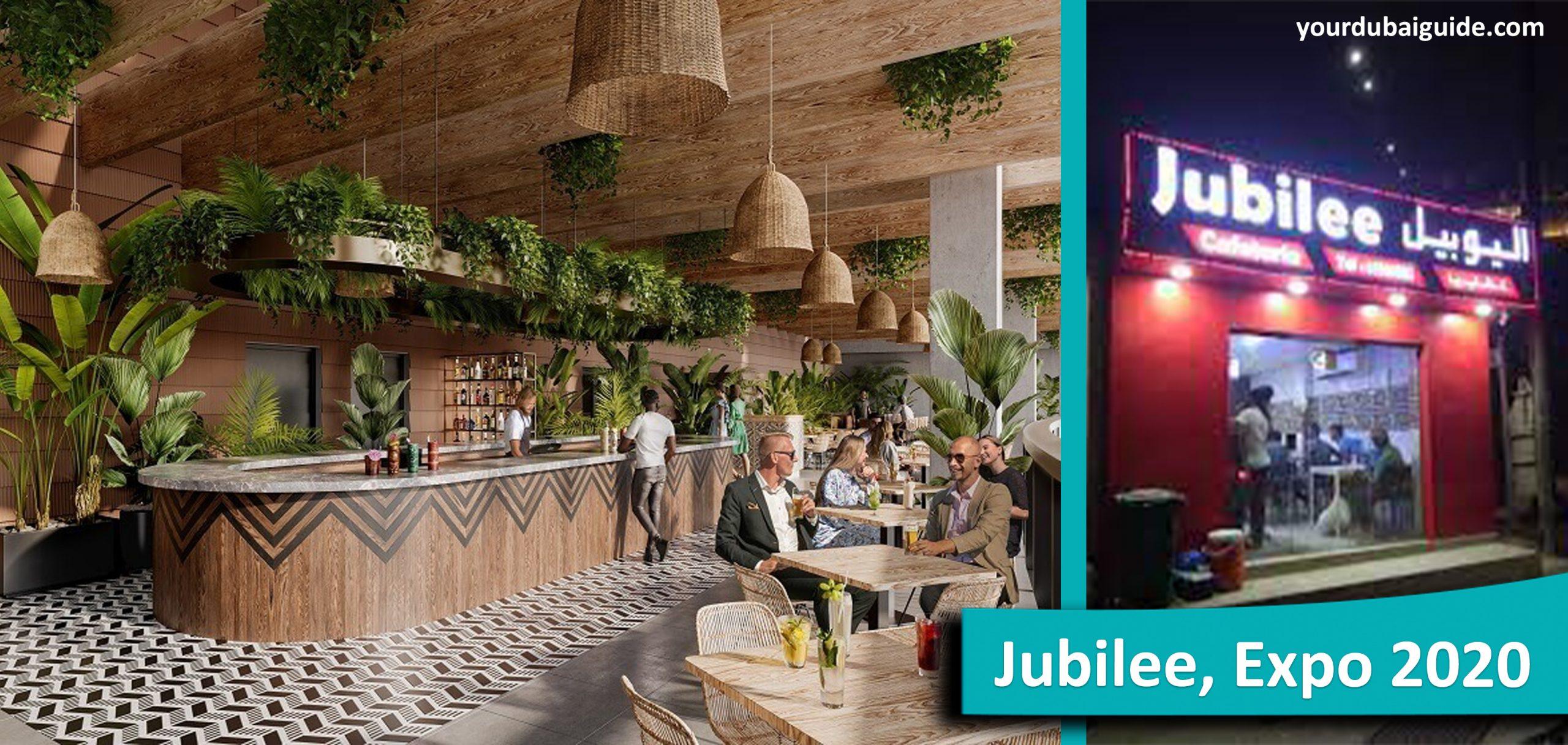 Jubilee at Expo 2020, Dubai