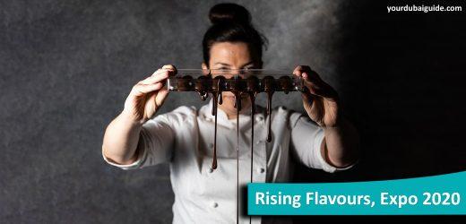 Rising Flavours at Expo 2020, Dubai
