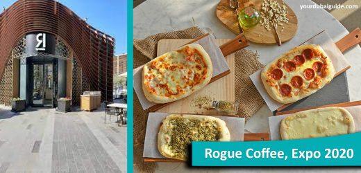 Rogue Coffee at Expo 2020, Dubai