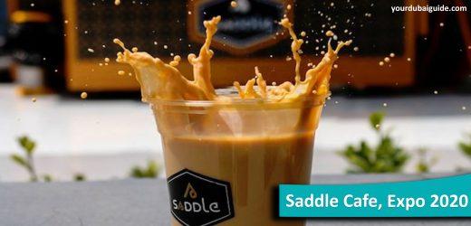 Saddle Cafe at Expo 2020, Dubai