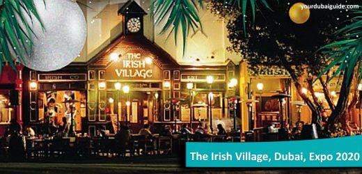 The Irish Village at Expo 2020, Dubai